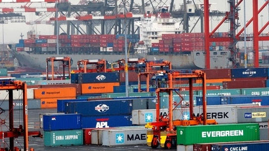 January Import Prices Fell 1.1%