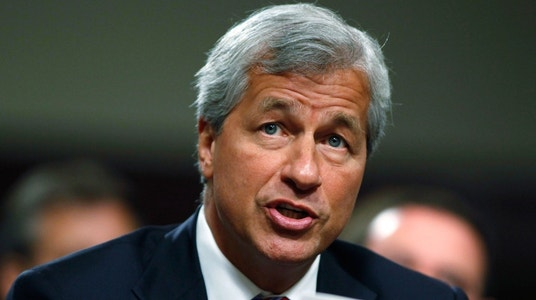 JPMorgan's Dimon Buys More Than $25M of Company Stock