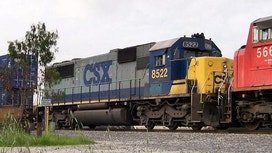 CSX Sees First-Quarter Earnings Falling on Lower Volumes