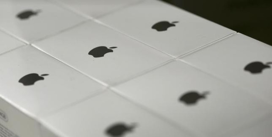 Apple, Apple packaging, apple logo