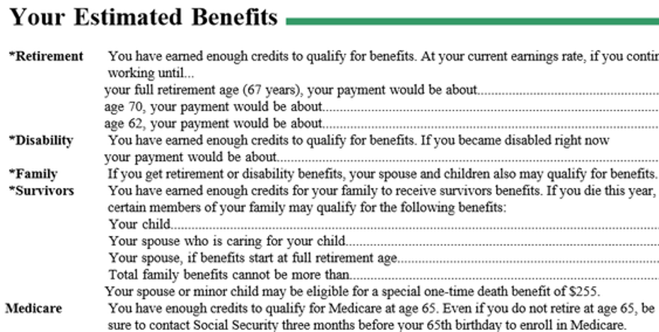 thesis statement for social security and retirement Social security act of 1935 essays during the 1930s the great by paying them a continuing income after retirement today social security has grown to become an.