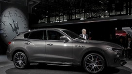 Luxury SUVs Steal the Show in New York