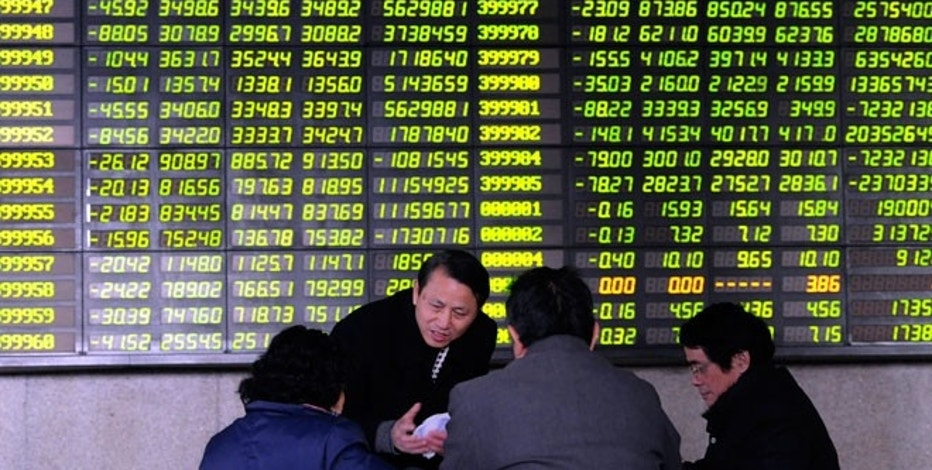 MARKETS-CHINA-STOCK/CLOSE