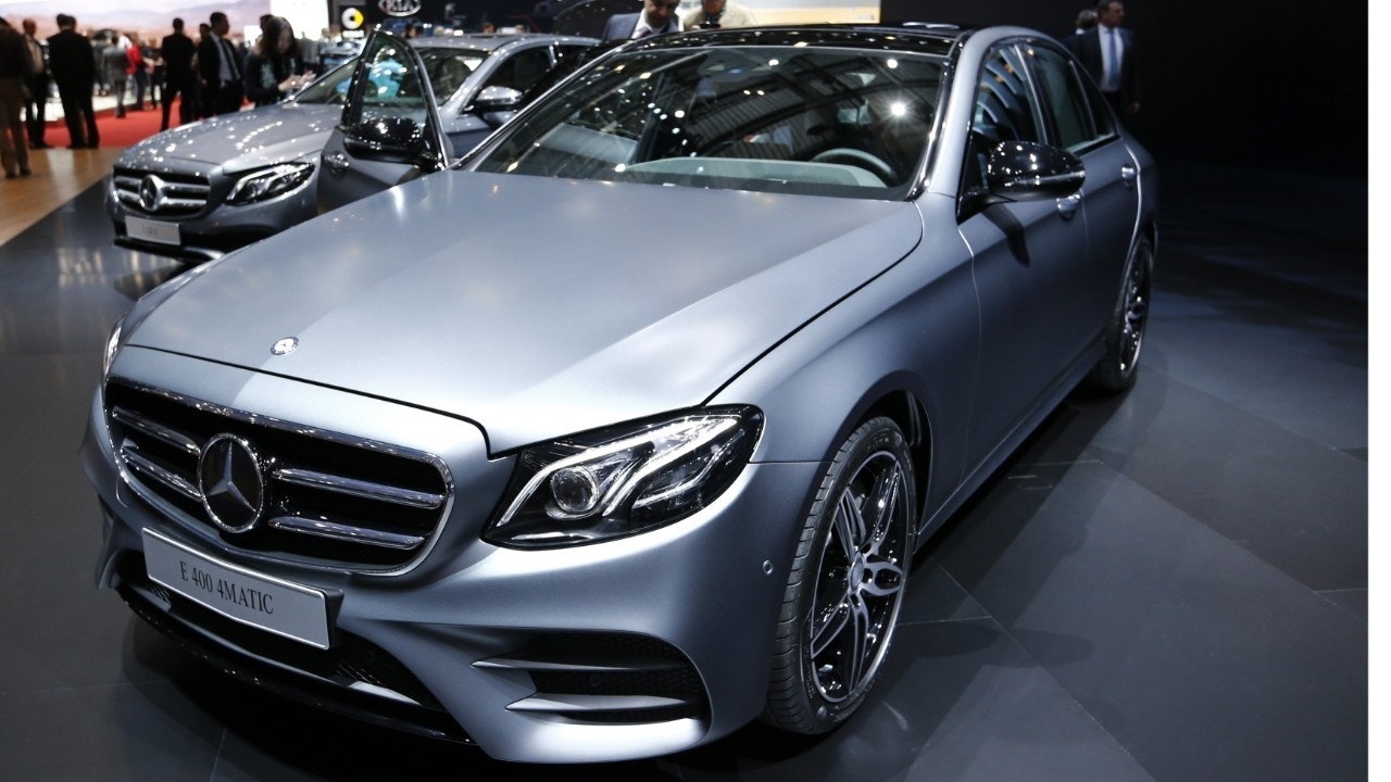 Mercedes To Top BMW In Luxury Car Sales