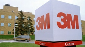 Post-It Notes Maker 3M's Sales Fall 2.2%