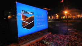 Chevron Reports 1Q Loss Due to Low Oil Prices