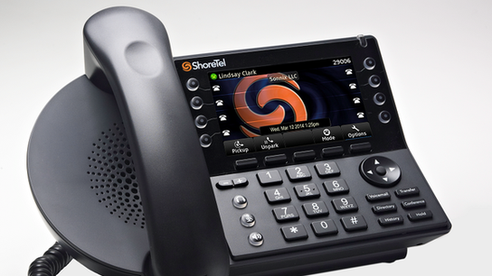 Why ShoreTel, Inc. Stock Plunged Today