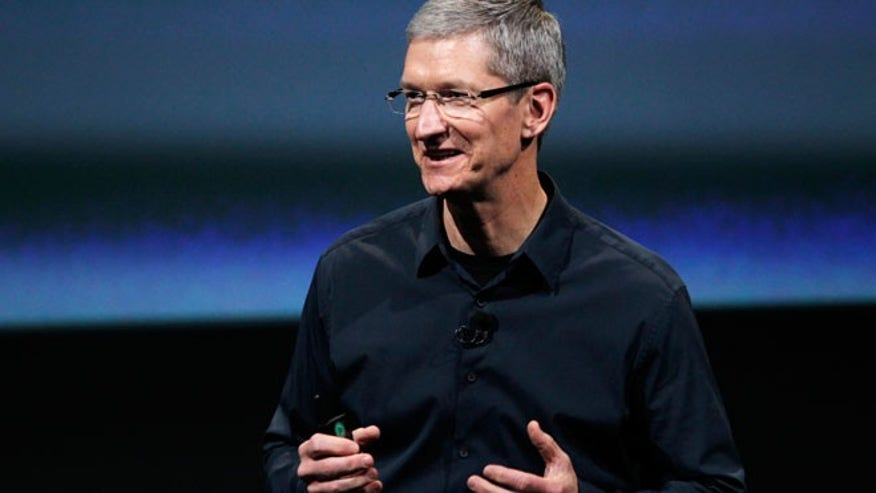 Apple CEO Tim Cook: 'Pause in Our Growth'