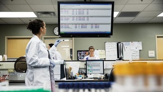 McKesson Looks Forward to a New Year
