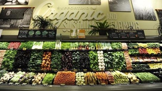 Whole Foods Grows Earnings Despite Falling Comps