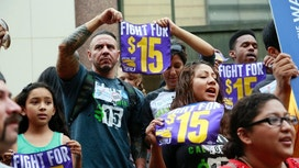 California and Florida Governors' Epic Fight Over the $15 Minimum Wage