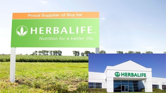 Herbalife Sales Rise After 5 Quarters of Decline