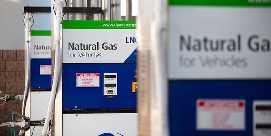 Why Is Natural Gas Falling Today