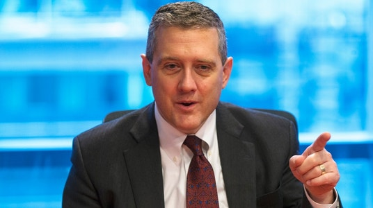 Fed's Bullard Sees Tight Labor Market Juicing Inflation