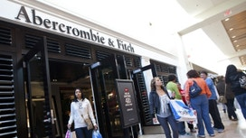 Abercrombie's Sales Fall for 13th Straight Quarter