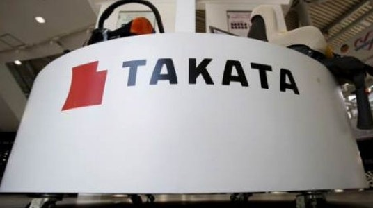Automakers Recall 12M  U.S. Vehicles Over Takata Air Bags