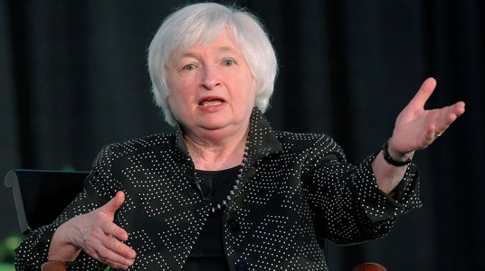Yellen: Rate Rise May be Appropriate 'in Coming Months'