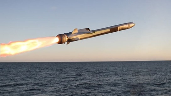 Boeing Faces Big Fight Over $3 Billion Missile Contract