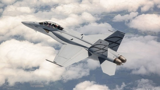 Boeing's F/A-18, Marked for Death, Gets a New Lease on Life