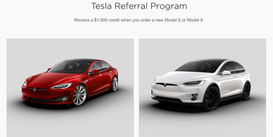Tesla Motors Inc Continues Betting On Word Of Mouth Marketing Fox Business