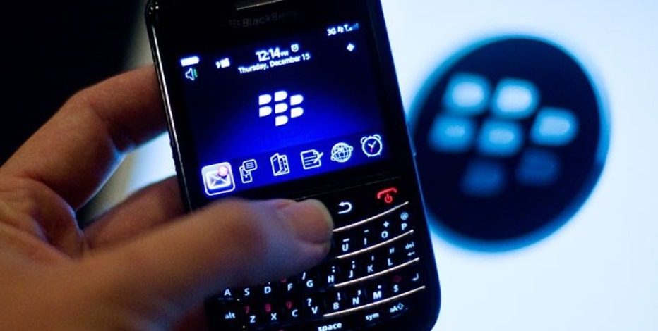BlackBerry Reports Loss but Sees Improvement in Software ...