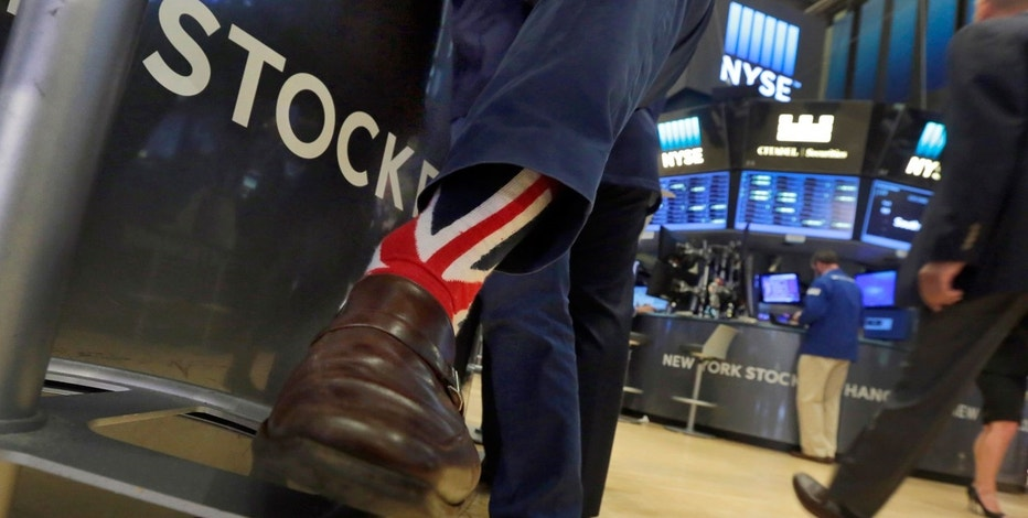 nyse brexit