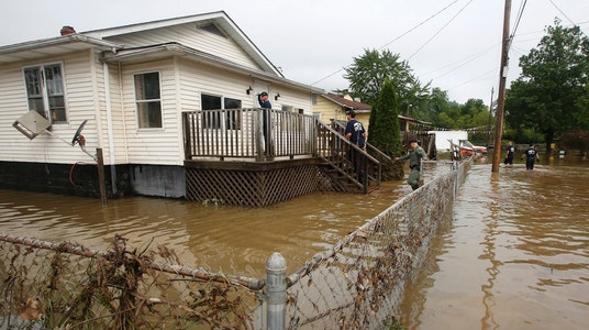 23 Dead in West Virginia Floods&#x3b; Search and Rescue Continues