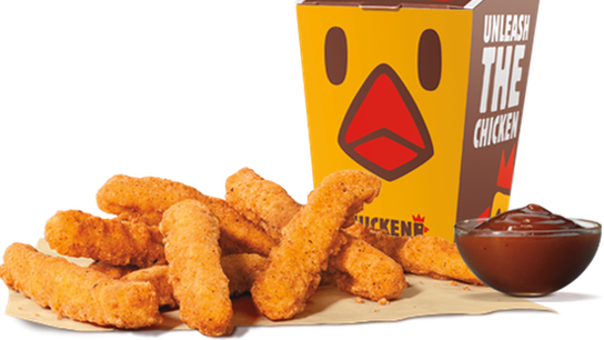 These 6 Items Are Actually on U.S. Fast-Food Menus Now
