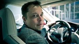 Musk 'Master Plan' Expands Tesla into Trucks and Buses