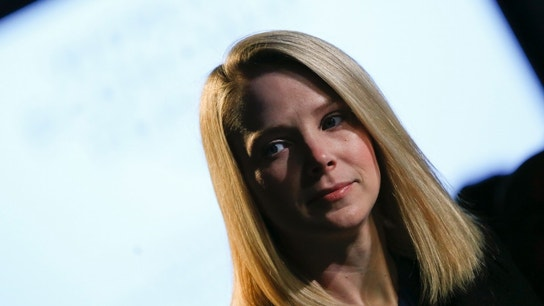 Yahoo's Marissa Mayer Not Going Anywhere -- For Now