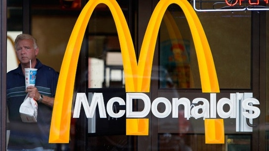 What's Eating McDonald's Investors? The U.S.