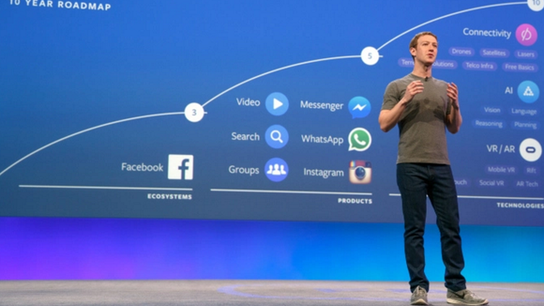 Facebook Earnings Leap From Mobile Advertising