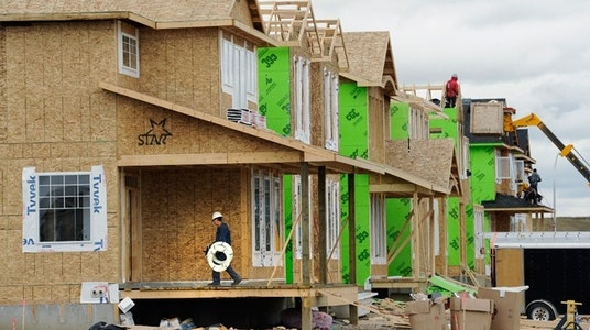 Housing Starts Rise to Five-Month High in July