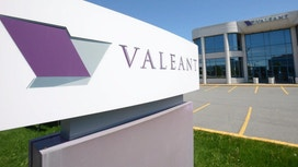 Valeant, attempting to normalize operations, names new CFO