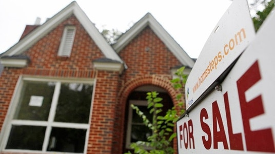 Existing Home Sales Fall 3.2% in July