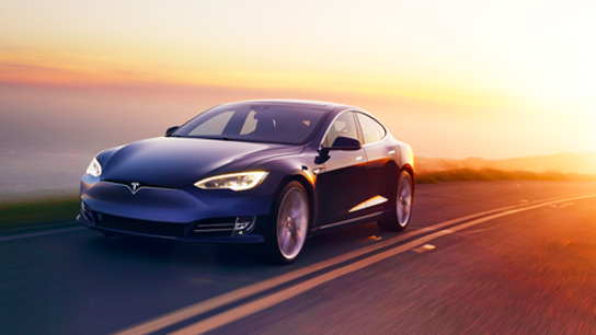 "Is This Why Tesla Motors Created ""Ludicrous Mode""?"