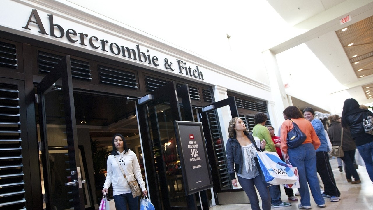 Abercrombie & Fitch Sales Drop for 14th Straight Quarter | Fox Business