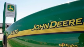 Justice Department Challenges Deere's Planned Deal With Monsanto