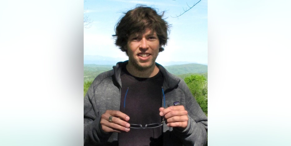 "FILE - In this May 26, 2016 file photo, former world-class snowboarder Kevin Pearce poses for a photo at a retreat in Lincoln, Vt., hosted by the Love Your Brain Foundation, started by Pearce and his brother. A near-fatal halfpipe crash while training for the 2010 Olympics ended Pearce's snowboarding career. The Love Your Brain Foundation filed a federal lawsuit in August 2016 against the Epilepsy Foundation of Greater Los Angeles, claiming it has been using the term ""Love Your Brain, trademarked by the Love Your Brain Foundation. (AP Photo/Lisa Rathke, File)"
