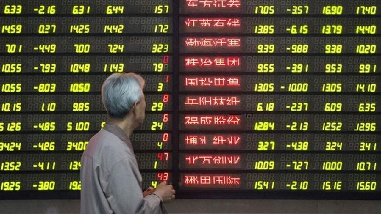 China Shares End Day Lower, Closes Week Mixed | Fox Business