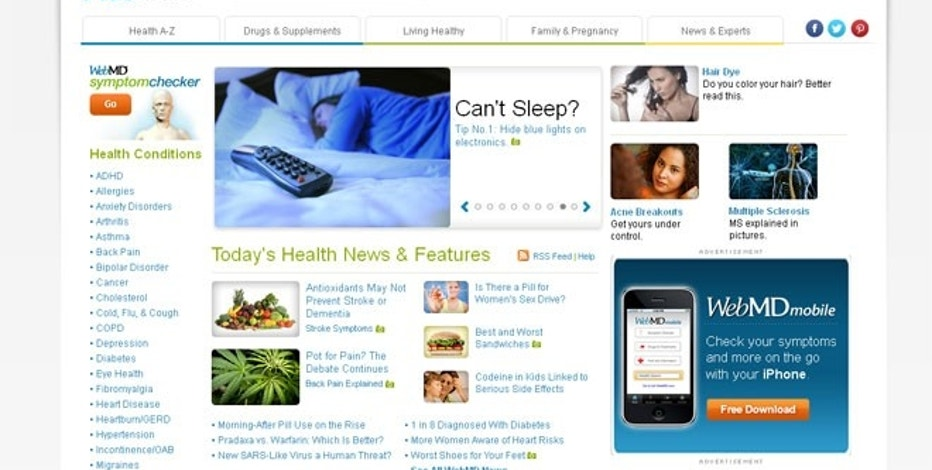 WebMD CEO Departs By Mutual Agreement – Mutual Business Agreement