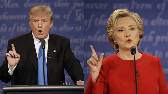84 Million Watch Trump-Clinton Showdown, a Ratings Record