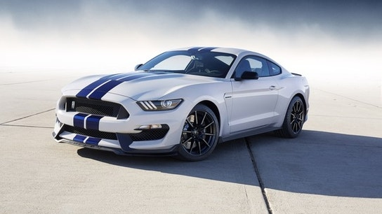 Ford: Our Future Includes More Fast Cars