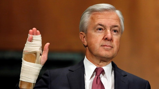 Wells Fargo CEO Forfeits Millions as Board Orders Review