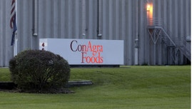 ConAgra Reports Lower-Than-Expected Quarterly Sales