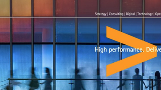 Market Share Gains Help Drive Accenture Plc Earnings Higher