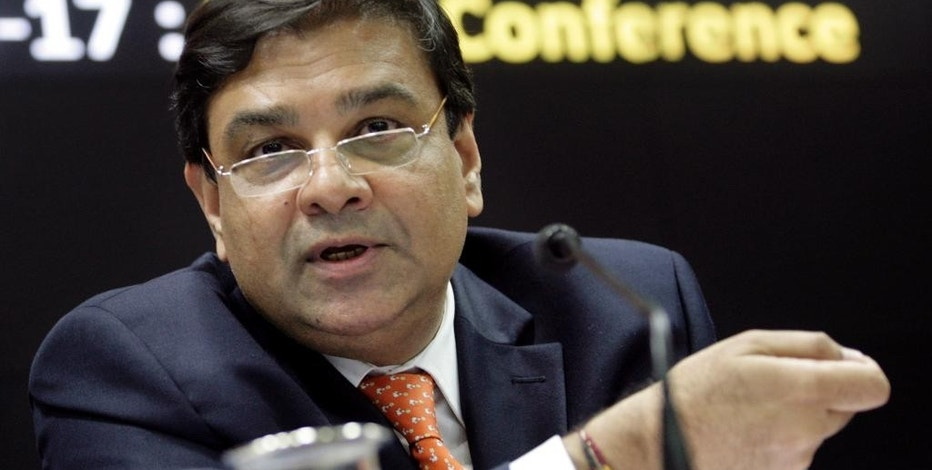 Reserve Bank of India Governor Urjit Patel speaks during a news conference in Mumbai, India, Tuesday, Oct. 4, 2016. India's central bank has cut its key interest rate by a quarter of a percentage point, taking rates to the lowest they have been since late 2010. Tuesday's announcement by the Reserve Bank of India reduced its repo rate to 6.25 percent. This is the rate at which the central bank lends to commercial banks. (AP Photo/Rajanish Kakade)
