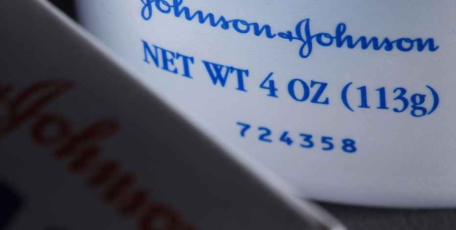 FILE - This Friday, Oct. 10, 2008, file photo illustration shows Johnson & Johnson products, in Philadelphia. On Tuesday, Oct. 18, 2016, Johnson & Johnson reports financial results. (AP Photo/Matt Rourke, File)