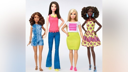 Mattel Stock Jumps on Q3 Earnings, With Barbie Saying, Take That, Disney Princesses!