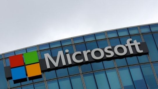 Microsoft Shares Jump After Earnings Beat